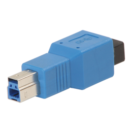 Lindy USB 3.0 Adapter Type A Female to Type B Male