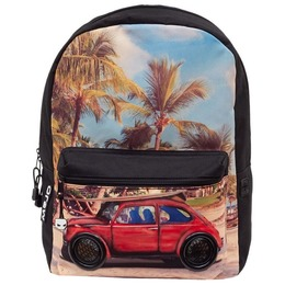 Mojo VW Beetle Speaker BP Backpack with Speakers