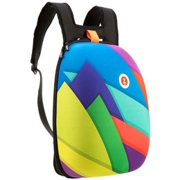 ZIPIT Soft Shell Backpack Multi Color