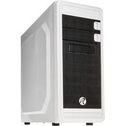 King Mod Services Raijintek Arcadia, white - insulated