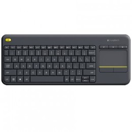 Logitech Wireless Touch Keyboard K400 Plus RU