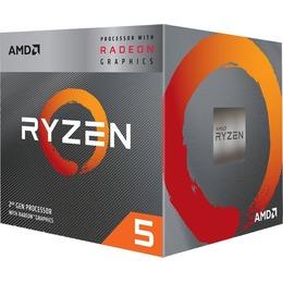 AMD Ryzen 5 3400G, 3.70GHz, box