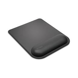 Kensington ErgoSoft Mousepad with Wrist Rest for Standard Mouse Black