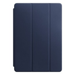 Apple  iPad Pro 10.5 Leather Smart Cover Midnight Blue
