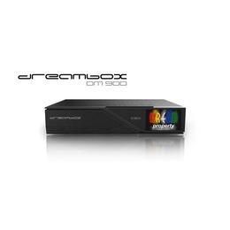 Dreambox  DM900 4K UHD 1x Dual DVB-C / T2 tuner E2 Linux PVR Receiver