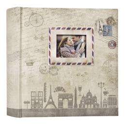 ZEP  fotoalbum Ulisse Brown 13x18 200 fotot Memo Album UL57200B