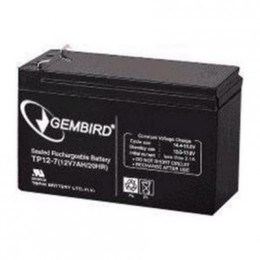 Gembird Rechargeable battery 12 V 7 AH for UPS