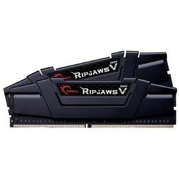 G.Skill DDR4 RipJaws V black DIMM kit 32GB, DDR4-3200, CL14