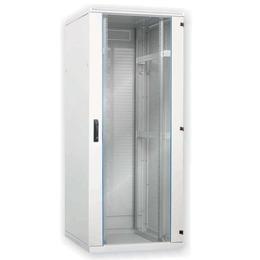 BKT Seadmekapp 22U 1095x600x800 k,l,s, klaasuks, kandevõime kuni 600kg, hall, SRS