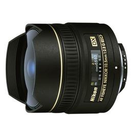 Nikkor AF DX 10.5mm F2.8G ED Fisheye