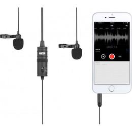 Boya mikrofon BY-M1DM Dual Lavalier