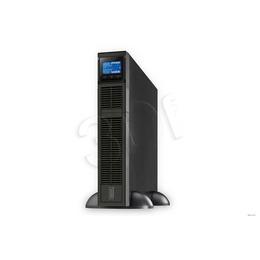 """Digitus UPS Online Rack 19"""" LED 1000VA/900W 2x12V/9Ah 8xIEC C13 USB RS232 RJ45"""