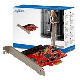 Logilink SATA & IDE controllers PC0003