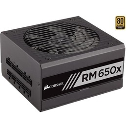 Corsair RM650x 80 650W PLUS Gold Modular