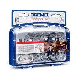 "Dremel ""SpeedClic"" tarvikute komplekt SC690"