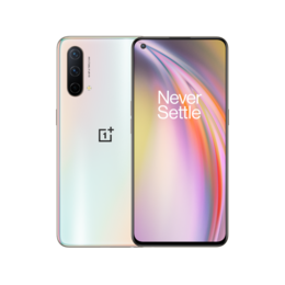 OnePlus Nord CE 5G 128GB Silver Ray