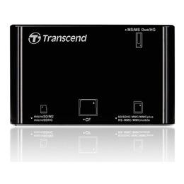 Transcend kaardilugeja TS-RDP8K Black