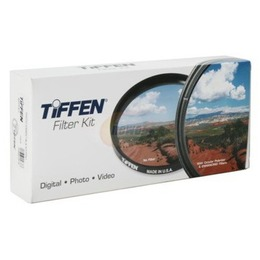 Tiffen Filter filtrikomplekt Photo Essentials Kit 62mm (UV + Ringpolarisatsioon + 812  Warming)