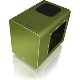 RAIJINTEK Metis Plus green, acrylic window, mini-ITX