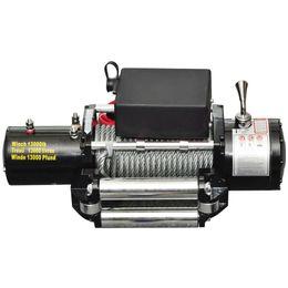 vidaXL elektriline vints 12 V, 5909 kg