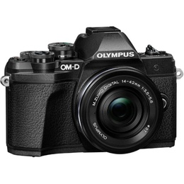 Olympus OM-D E-M10 Mark III + 14-42 EZ Black