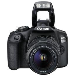 Canon EOS 2000D EF-S 18-55mm III EU26 Kit