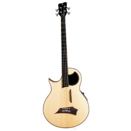 Warwick Warwick Alien Acoustic Bass 4 Prefix Fretted Left