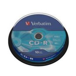 Verbatim CD-R 80/700MB 52X 10pack extra pRedection cake box