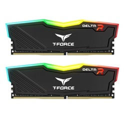 Team Group Delta RGB DDR4 16GB (2x8GB) 3000MHz CL16 1.35V Black