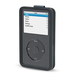 Belkin kaitsevutlar kaitsekest Flip-Top Sleeve (iPod 5G) Grey