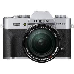 Fujifilm  X-T20 + 18-55mm Kit Silver
