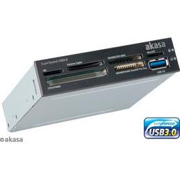 Kingston 21-in-1 Akasa Cardreader +USB 3.0 int