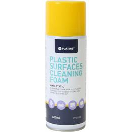 Platinet Plastic Cleaning Foam 400ml