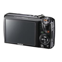 Fujifilm FinePix F300 + Case + 4GB Card