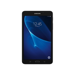 """Samsung  7"""" Galaxy Tab A (2016), Black"""