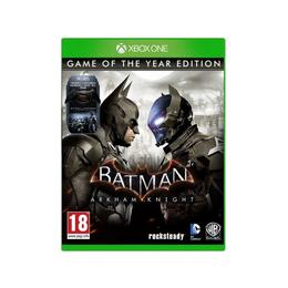 Warner Bros. Batman: Arkham Knight Game Of The Year Edition