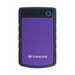 "Transcend  StoreJet 25H3P 2TB 2.5"" USB 3.0"