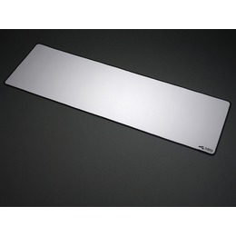 Glorious PC Gaming Race  Mouse Pad - Extended, white