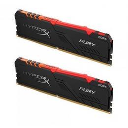HyperX DDR4 Kingston RAM Fury RGB 32GB/3200 (2x16GB) CL16