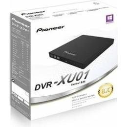Pioneer  External Slim DVD-RW  2.0 DVR-XU01T