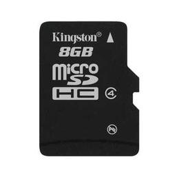 Kingston microSD (TransFlash) SDHC 8GB Class 4 SP