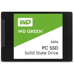 Western Digital WD Green SATA SSD 480GB, SATA