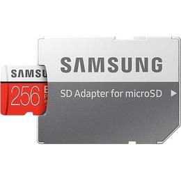 Samsung microSDXC Card EVO+ 256GB Class 10 W/A
