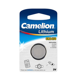 Camelion Patarei Lithium Button celles CR2450