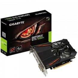 Gigabyte  GTX 1050 Ti D5 4GB