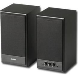 SVEN Multimedia - Speaker SPS-702 (Stereo, 40W, 40Hz-22Hz, Black) (SPS-702/BLACK)