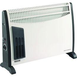 Sencor  Konvektor ventilaatoriga SCF2001