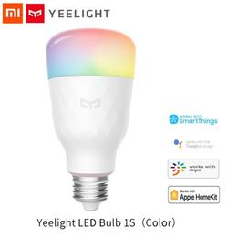 Yeelight Bulb 1S Dimmable 800lm 8.5W 2700K 100-240V 25000 h