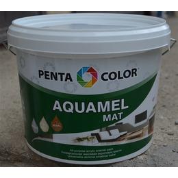 Pentacolor Värv Aquamel 3kg hall, matt