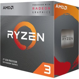 AMD Ryzen 3 3200G, 3.60GHz, box